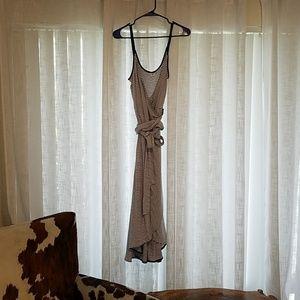 GAP ~ Nautical Wrap Dress